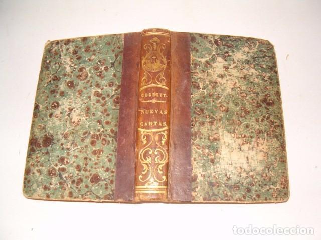 NUEVAS CARTAS DE WILLIAM COBBETT A LOS MINISTROS DE LA IGLESIA DE INGLATERRA É IRLANDA. RMT80206. (Libros Antiguos, Raros y Curiosos - Religión)