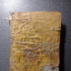 Libros antiguos: ECHARRI. INSTRUCCION Y EXAMEN DE ORDENANDOS. PAMPLONA, 1733. PERGAMINO. (FORMACIÓN DE SACERDOTES). Lote 84470172