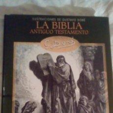 Libros antiguos: LA BIBLIA ANTIGUO TESTAMENTO GUSTAVO DORE. Lote 84486840