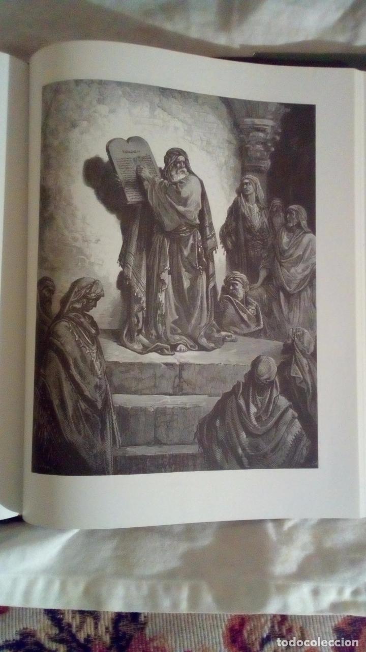 Libros antiguos: la biblia antiguo testamento gustavo dore - Foto 2 - 84486840