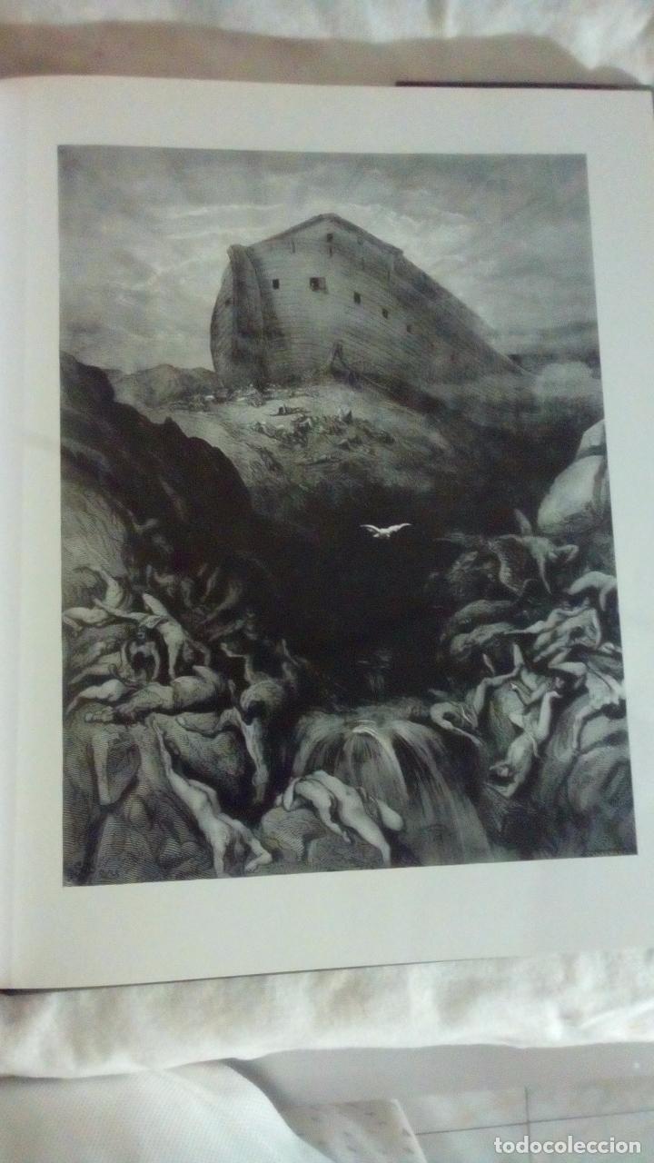 Libros antiguos: la biblia antiguo testamento gustavo dore - Foto 3 - 84486840