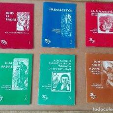 Libros antiguos: CUADERNOS BIBLICOS TEOLOGICOS. Lote 85662600
