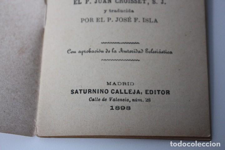 Libros antiguos: FLORES CELESTES, VIDA DE STA. GERTRUDIS (S. CALLEJA - MADRID) 1898 - Foto 5 - 86169960