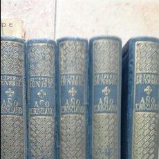 Libros antiguos: AÑO CRISTIANO. Lote 85283867