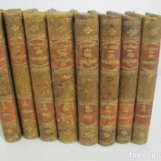 Libros antiguos: AÑO CRISTIANO, POR JUAN CROISSET, 1882. 8 TOMOS. Lote 86198652