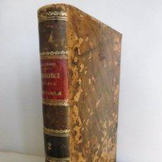 Libros antiguos: ECCLESIASTICAE HISTORIAE BREVIARIUM - JOANNE L. BERTI - EDITIO NOVISSIMA (1889) - TOMO 2 - EN LATÍN. Lote 86312596
