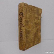 Libros antiguos: TRATADO DE LA CONFIANZA EN LA MISERICORDIA DE DIOS - 1725 - LANGUET - 1ª EDICIÓN. Lote 122261604
