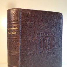 Libros antiguos: DEVOCIONARIO ESCOGIDO, PAULA MAURI, FRANCISCO DE Y GÓMEZ RODELES, CECILIO. BILBAO, 1906. Lote 87240300