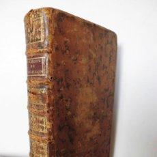 Libros antiguos: LIBRO SIGLO XVIII - SERMONS DE MASSILLON, ÉVÊQUE DE CLERMONT - AVENT. PARIS, AÑO 1760. Lote 87612764