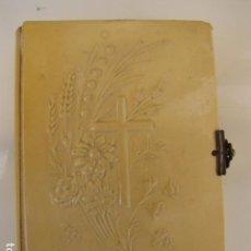 Libros antiguos: PEQUEÑO DIAMANTE. RAFAEL PIJOAN. 1.893. DEVOCIONARIO. CELULOIDE. Lote 88042704