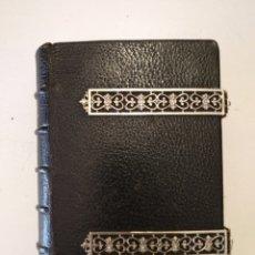 Libros antiguos: MISAL OFICIO DIVINO. Lote 88194110