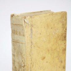 Libros antiguos: ANTIGUO LIBRO ENCUADERNACIÓN DE PERGAMINO - PROMPTUARIO DE LA THEOLOGIA MORAL. F LARRAGA - AÑO 1789. Lote 88441280