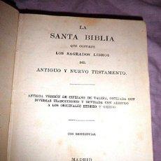 Alte Bücher - Santa Biblia 1923 - 88972072