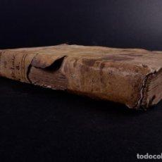 Libros antiguos: SERMONES DEL VENERABLE PADRE MAESTRO FR. LUIS DE GRANADA, MADRID 1791, TOMO 8. Lote 89577388