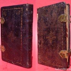Libros antiguos: 1792 OFFICIUM ET MISSA IN FESTO ET PER OCTAVAM CORPORIS CHRISTI - LATIN - RITO TRIDENTINO -. Lote 90426529