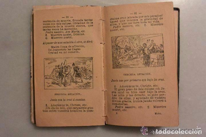 Libros antiguos: ANTIGUO DEVOCIONARIO POPULAR AÑO 1932 - Foto 2 - 90431039