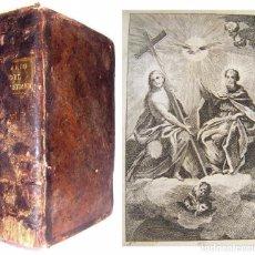 Libros antiguos: 1791 PERFECTO DIARIO DEL CHRISTIANO- LAMINAS - GRABADOS. Lote 90453329