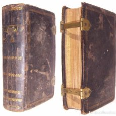 Libros antiguos: 1805 - OFICIO DE LA SEMANA SANTA. Lote 90474669