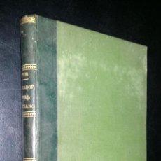 Libros antiguos: PREFECTO DE AVISOS ECLESIASTICOS / LUIS IGNACIO FITER / RARO / 1900. Lote 90647045