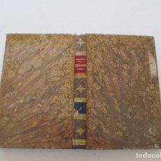 Libros antiguos: COMPENDIO DE LA TEOLOGÍA MORAL DE SAN ALFONSO MARÍA DE LIGORIO. RM81683.. Lote 90821315