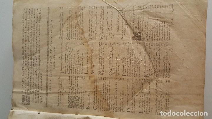 Libros antiguos: Liber sextus Decretalium D. Bonifacij Papae VIII -1613 - Foto 4 - 91026505