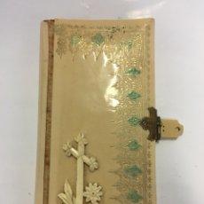 Libros antiguos: LIBRO DE HORAS ABREVIADO (A.1891). Lote 91841193