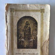 Libros antiguos: ZARAGOZA