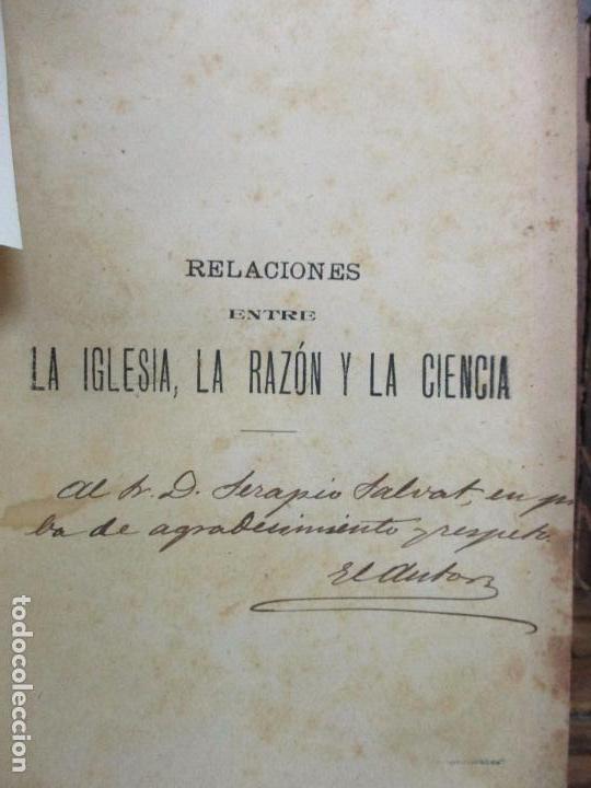 Libros antiguos: PASTORALES DEL DR. TORRAS Y BAGES Y OTROS OBISPOS, DISCURSOS, SERMONES...S. XIX-p. S. XX. - Foto 6 - 92695855