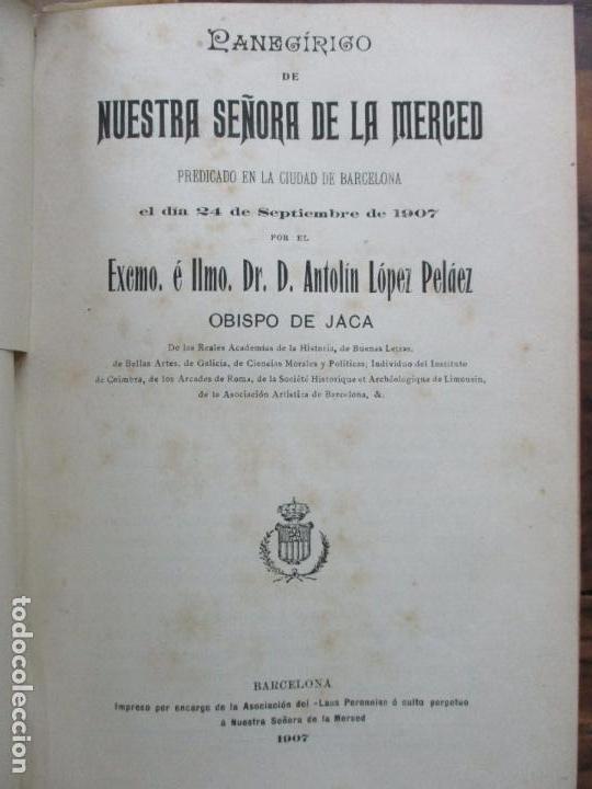 Libros antiguos: PASTORALES DEL DR. TORRAS Y BAGES Y OTROS OBISPOS, DISCURSOS, SERMONES...S. XIX-p. S. XX. - Foto 9 - 92695855