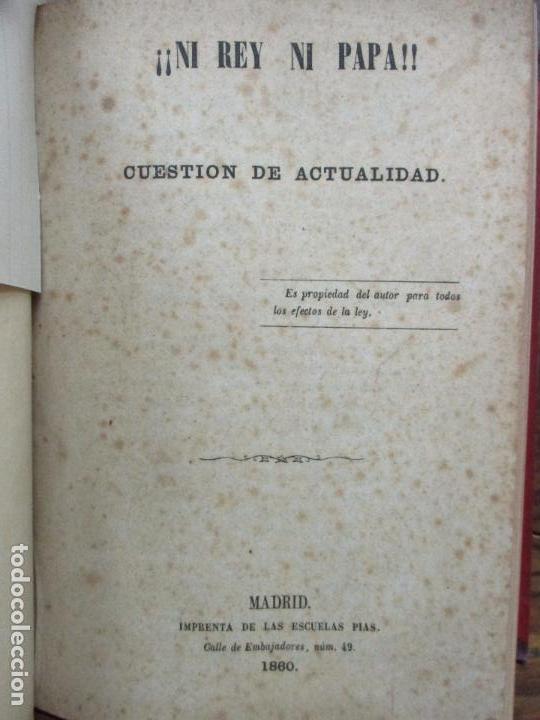 Libros antiguos: PASTORALES DEL DR. TORRAS Y BAGES Y OTROS OBISPOS, DISCURSOS, SERMONES...S. XIX-p. S. XX. - Foto 11 - 92695855