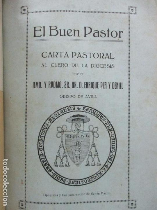 Libros antiguos: PASTORALES DEL DR. TORRAS Y BAGES Y OTROS OBISPOS, DISCURSOS, SERMONES...S. XIX-p. S. XX. - Foto 12 - 92695855