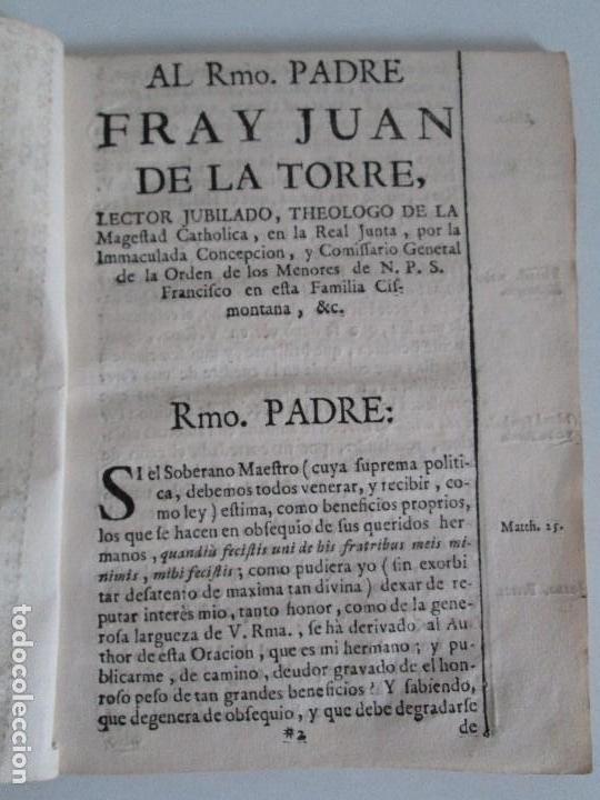 Libros antiguos: DECLAMACION TRAGICO FESTIVA ORACION HISTORICO PANEGYRICO MORAL. JUAN FRANCISCO GUASQUE. VER FOTOS - Foto 4 - 93117165