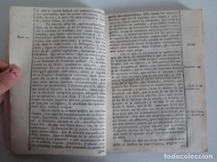Libros antiguos: DECLAMACION TRAGICO FESTIVA ORACION HISTORICO PANEGYRICO MORAL. JUAN FRANCISCO GUASQUE. VER FOTOS - Foto 9 - 93117165