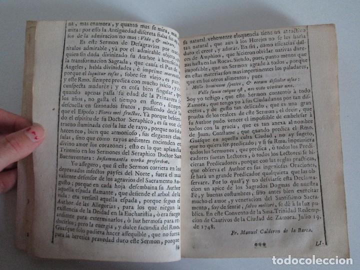 Libros antiguos: DECLAMACION TRAGICO FESTIVA ORACION HISTORICO PANEGYRICO MORAL. JUAN FRANCISCO GUASQUE. VER FOTOS - Foto 11 - 93117165