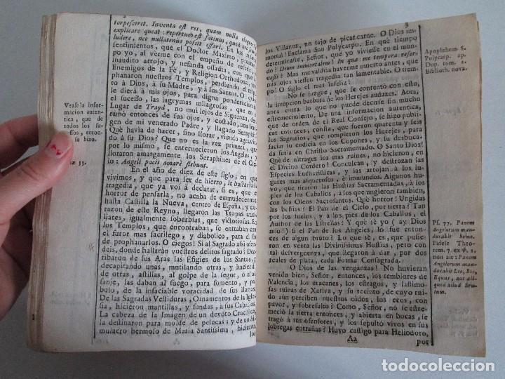 Libros antiguos: DECLAMACION TRAGICO FESTIVA ORACION HISTORICO PANEGYRICO MORAL. JUAN FRANCISCO GUASQUE. VER FOTOS - Foto 13 - 93117165