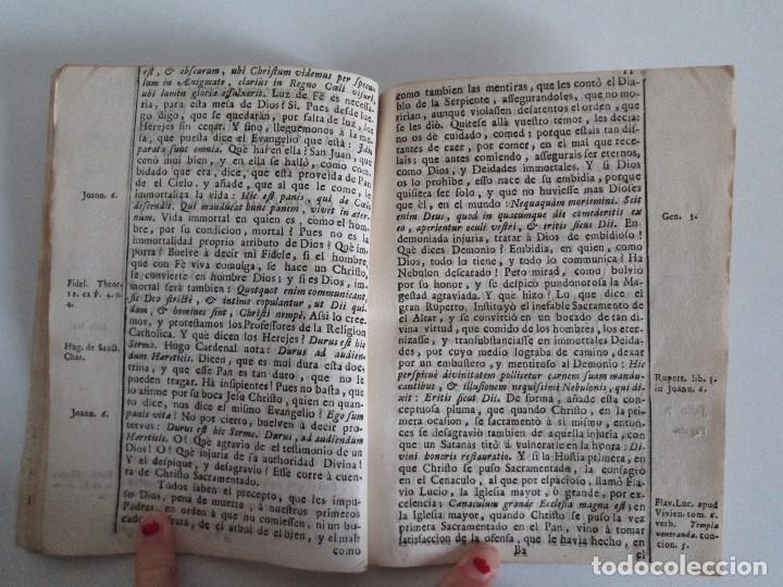 Libros antiguos: DECLAMACION TRAGICO FESTIVA ORACION HISTORICO PANEGYRICO MORAL. JUAN FRANCISCO GUASQUE. VER FOTOS - Foto 17 - 93117165