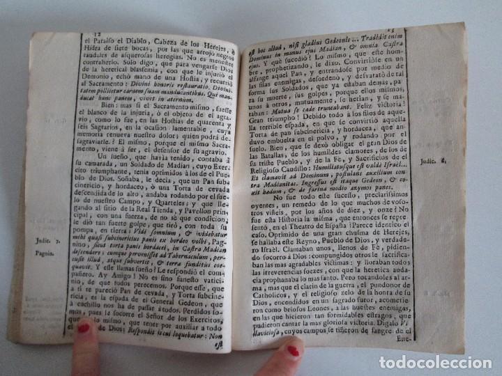 Libros antiguos: DECLAMACION TRAGICO FESTIVA ORACION HISTORICO PANEGYRICO MORAL. JUAN FRANCISCO GUASQUE. VER FOTOS - Foto 18 - 93117165
