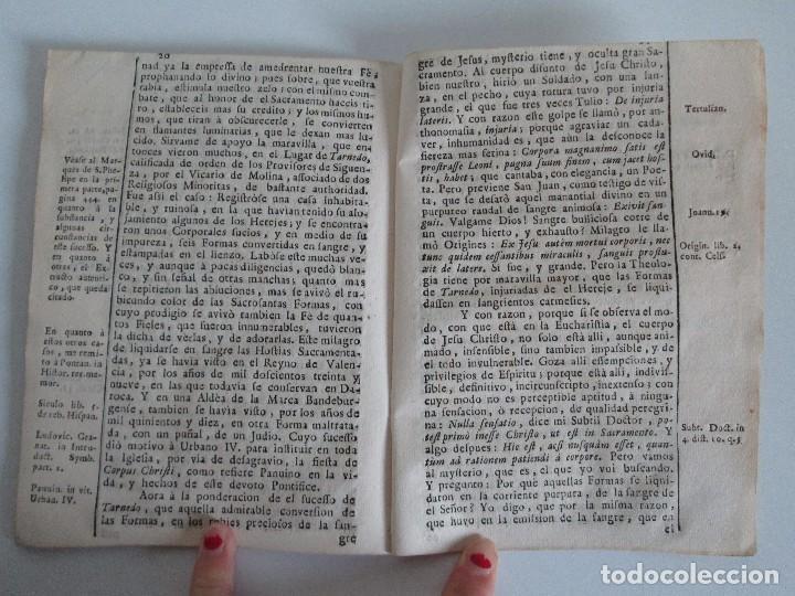 Libros antiguos: DECLAMACION TRAGICO FESTIVA ORACION HISTORICO PANEGYRICO MORAL. JUAN FRANCISCO GUASQUE. VER FOTOS - Foto 22 - 93117165