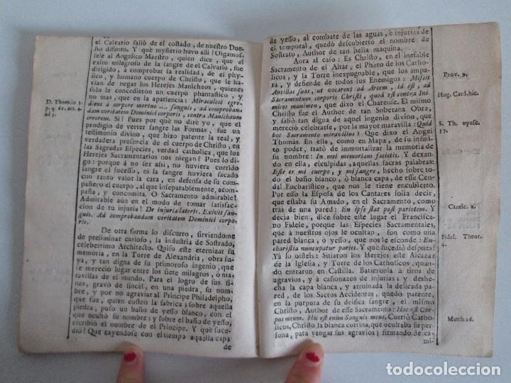 Libros antiguos: DECLAMACION TRAGICO FESTIVA ORACION HISTORICO PANEGYRICO MORAL. JUAN FRANCISCO GUASQUE. VER FOTOS - Foto 23 - 93117165