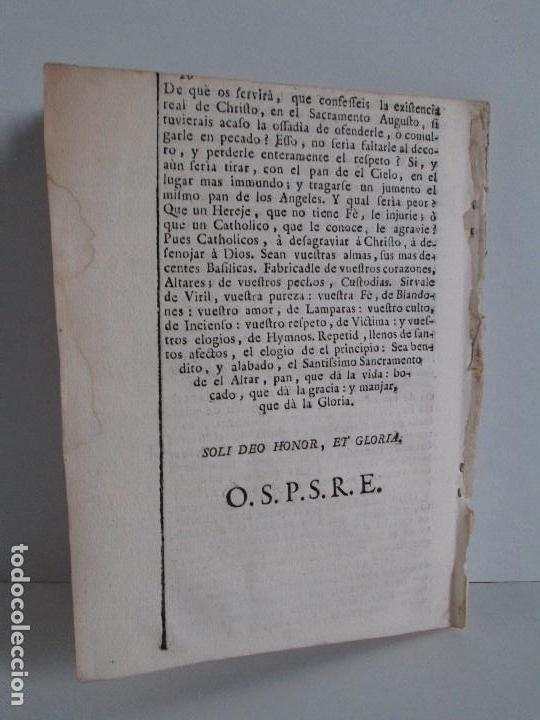 Libros antiguos: DECLAMACION TRAGICO FESTIVA ORACION HISTORICO PANEGYRICO MORAL. JUAN FRANCISCO GUASQUE. VER FOTOS - Foto 26 - 93117165