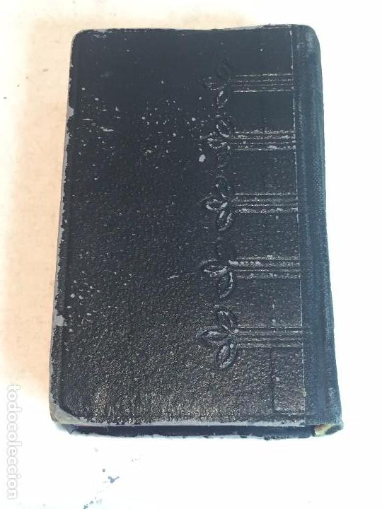 Libros antiguos: Imitación de Cristo Menosprecio del Mundo Tomás de Kempis más imitación de María 1942 - Foto 8 - 155995753