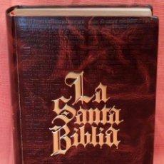 Libros antiguos: LA SANTA BIBLIA. BIBLIA DE LA FAMILIA, EDITORIAL ALFREDO ORTELLS.. Lote 94218615