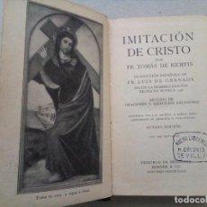 Libros antiguos: 1938, CON SELLO ESTAMPADO DE SEVILLA, LIBRO RELIGIOSO.. Lote 94618771
