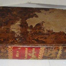 Libros antiguos: EL CATECISMO DE LA DOCTRINA CRISTIANA. D. SANTIAGO JOSÉ GARCIA MAZO. 1848.. Lote 94897695