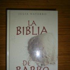 Libros antiguos: LA BIBLIA DE BARRO.. (NUEVO). Lote 95077867