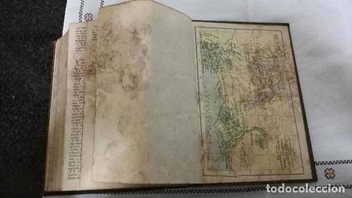 Libros antiguos: 9-LA SANTA BIBLIA, antigua version de Cipriano Valera, 1911 - Foto 8 - 95532563