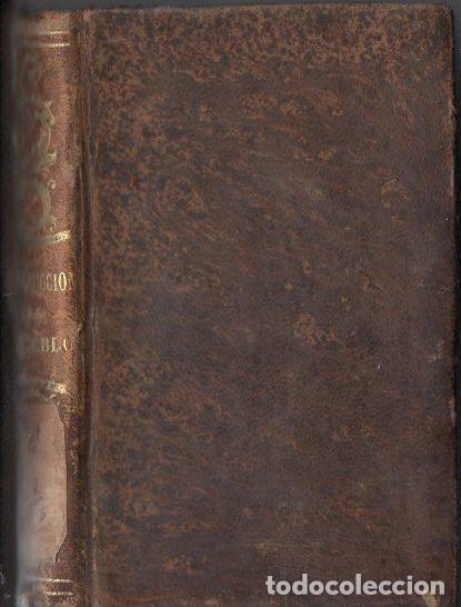 Libros antiguos: ALFONSO LIGORIO : INSTRUCCIÓN AL PUEBLO SOBRE LOS DIEZ MANDAMIENTOS Y LOS SACRAMENTOS (PONS, 1856) - Foto 2 - 95621939