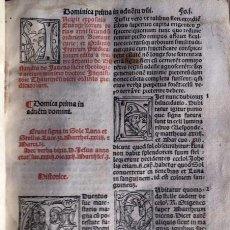Libros antiguos: GISLANDI, ANTONIO (O.P.), OPUS AUREUM ORNATUM OMNI LAPIDE PRECIOSO SINGULARE NOUISSIME EDITUM.... Lote 95993027
