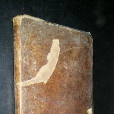 Libros antiguos: PENSAMIENTOS SOBRE EL CRISTIANISMO Y PRUEBAS DE SU VERDAD / JOSE DROZ / 1845. Lote 96177959