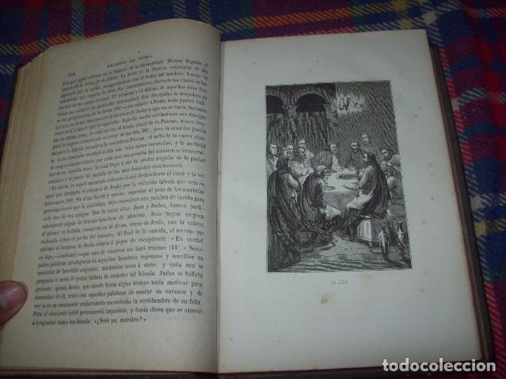 OBRAS DE M. ERNESTO RENAN : VIDA DE JESÚS / LOS APÓSTOLES / SAN PABLO. 1869. UNA JOYA!!!!!!!!! (Libros Antiguos, Raros y Curiosos - Religión)